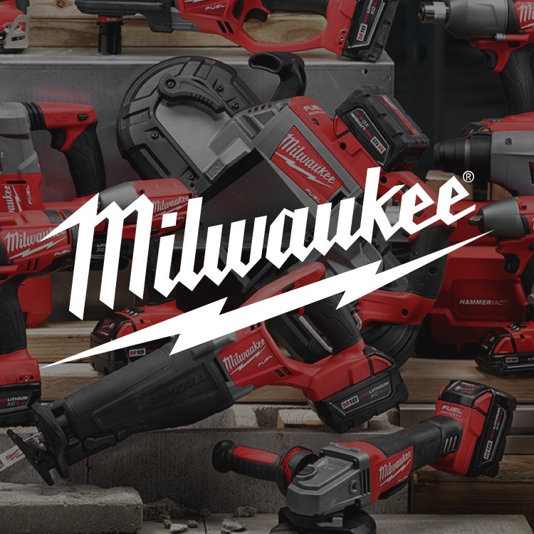 More about Milwaukee power tools at Guyot Lumber