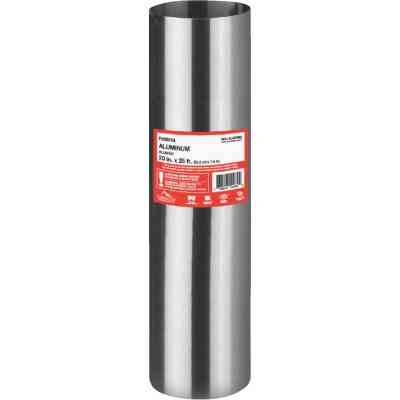 NorWesco 20 In. x 25 Ft. Mill Aluminum Roll Valley Flashing