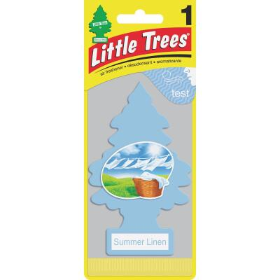 Little Trees Car Air Freshener, Summer Linen
